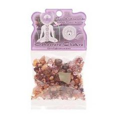 1.2oz Sahasrara Chakra Resin Incense