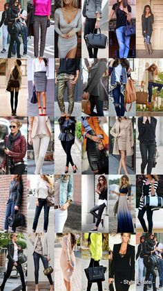 60 Great Fall - Winter Outfits On The Street - Style Estate - #FashionEstate