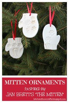 Mitten Ornaments Ins