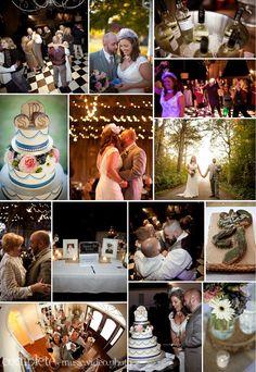 Sarah + Sonnie wedding. Cake: The Bake Shoppe, Photo: COMPLETE-music.video.photo. ||maineventpro.com||