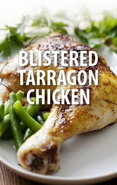 To tout his new restaurant Gato, Chef Bobby Flay prepared his Blistered Tarragon Chicken Recipe with Rachael Ray, using the chicken's skin to add flavor. http://www.recapo.com/rachael-ray-show/rachael-ray-recipes/rachael-ray-bobby-flay-blistered-tarragon-chicken-recipe-gato/