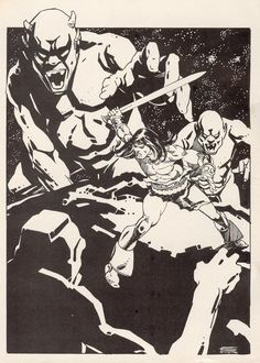 GIL KANE: Does Conan. I love the pirate boots. The same ones Capt. America wears.