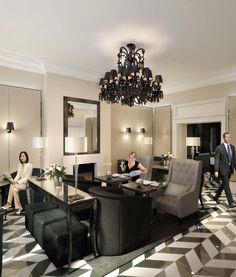 ECCLESTON SQUARE HOTEL, LONDON by Woods Bagot