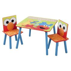 Bought this for my toddler and he LOVES it!  Plus it's solid wood and so much nicer than we thought for the price.