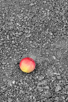 Apple on the road