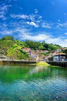 Cudillero,Asturies, Asturias, Espagne, Spain