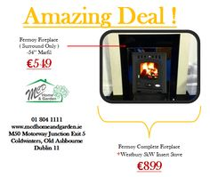 01 804 1111 sales@mcdhomeandgarden.ie Dublin, Insert Stove, Multi Fuel Stove, Fireplace Surrounds, Shed, Home And Garden, Coops, Sheds, Barns