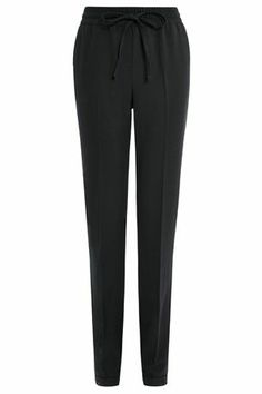 Navy Taper Leg Trousers from next also in grey. Work trousers.