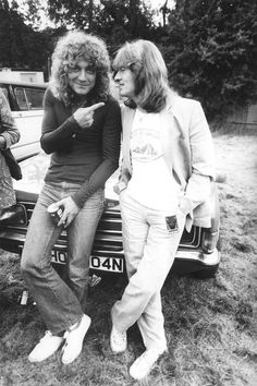 Robert Plant & John Paul Jones