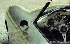 Porsche 956 Art Analogue Double Exposures Porsche 956 Kunst Analoge Doppelbelichtungen