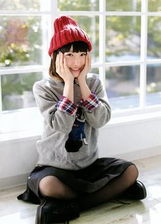 No 6, Love Live, Japanese Street Fashion, My Idol, Actors & Actresses, Winter Hats, Hipster, Singer, Glamour