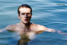 M-Management model Filip Juras embraces the relaxed spirit of summer with a stunning new shoot. Heading outdoors, Filip takes a tranquil dip as he connects with… Spirit Of Summer, Portrait, Model, Outdoor, Style, Lens Flare, Outdoors, Swag