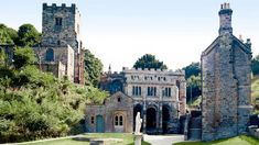 St Winefrides Well & St James Parish Church         Well Hill Holywell, Flintshire N Wales