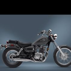 Honda Rebel. Could be my next purchase.