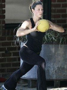 Jessica Biel exercise inspiration