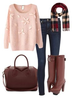 almost winter by mias-fashion101 on Polyvore featuring polyvore, fashion, style, rag & bone, McQ by Alexander McQueen, Givenchy, Burberry, women's clothing, women's fashion, women, female, woman, misses and juniors