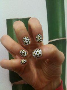 Decoración leopardo