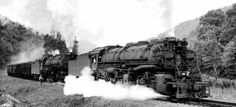 World's Most Powerful Operating Steam Locomotive - Steam Train Pictures