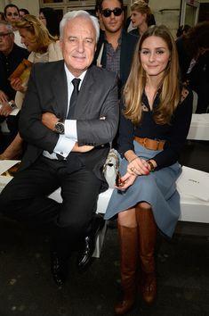 Olivia Palermo - Chloe : Front Row - Paris Fashion Week Womenswear  Spring/Summer 2014