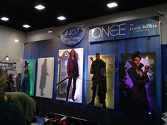 #OUAT #SDCC booth