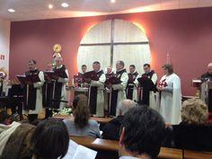 Misa Fiesta de las Familias 28 Dic 13. Concierto de los Heraldos del Evangelio
