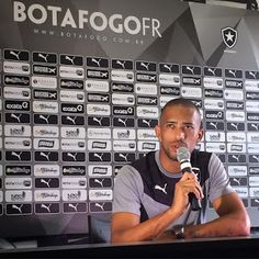 BotafogoDePrimeira: Luis Ricardo mira vaga antecipada por folga, mas a...