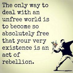 Word... Banksy