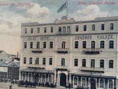 "Hotel""Kraemer Palace""επι της παραλιακής Κέ. Photographs, Greek, Old Things, Louvre, Memories, History, Portrait, Drawings, Travel"