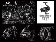 Shimano '17 Exsence C3000MGH - order complete! Review comming soon!