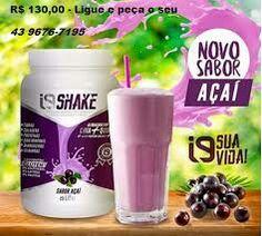 Shake açaí 011992216318 WhatsApp