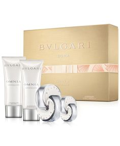 7f736c171b2 BVLGARI Omnia Crystalline Deluxe Gift Set Beauty - Shop All Brands - Macy s