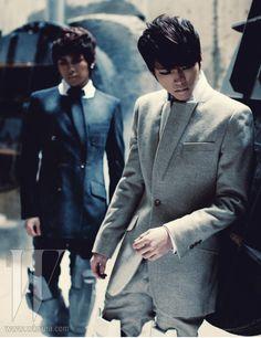 Kpop Fashion | Infinite in W Korea