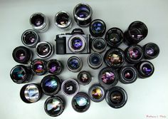Sony A7 and its lenses