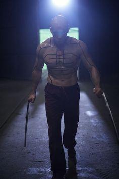 X-Men Origins: Wolverine - Publicity still of Ryan Reynolds Wolverine 2009, Wolverine Origins, Marvel Characters, Marvel Movies, Thor Film, Scott Adkins, Celebrity Bodies, The New Mutants, Wade Wilson