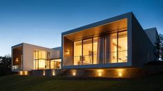 Modern Two-Story Residence