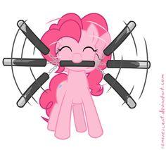 Pinkie Pie Kata by remenescent