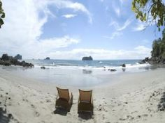 I could see John and I sitting in these chairs-Paradise!!