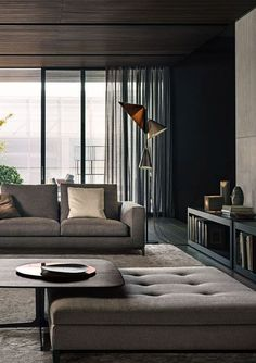 bachelor pad masculine interior design 12