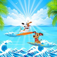 #NEW #iOS #APP Pet Surfers - John Athey