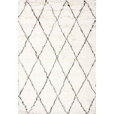 Handgefertigter Teppich Moderna Moroccan in Elfenbein jetzt bei Wayfair.de finden. Entdecken Sie Accessoires passend zu Ihrem Stil und Budget, versandkostenfrei ab 30 €.