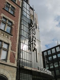 Stockmann, Helsinki (largest department store in the Nordic countries--7 floors + basement)