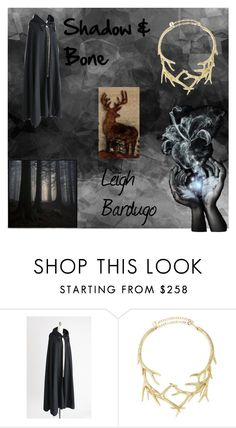 """""""Shadow & Bone"""" by bvb-army-girl-16 ❤ liked on Polyvore featuring interior, interiors, interior design, home, home decor, interior decorating, NEST Jewelry and Brewster Home Fashions"""