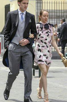 March 17, 2018 - Wedding of Prince Christian of Hanover and Alessandra de Osma, Lima, Peru