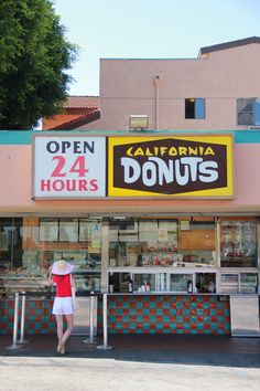 California Donuts #LAliving