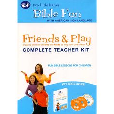 ASL Bible teaching for kids by Signing Time