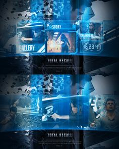 Total Recall 2012 by ~Tropfich