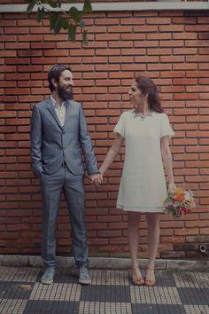 Fernanda-e-Cristiano - Casamento Civil Foto: L'Amourgraphy