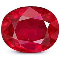 Buy PRAJAPATI GEMS Certified Unheated Untreated 7.25 Ratti 6.75 Carat A+ Quality Natural Burma Ruby Manik Loose Gemstone for Women and Men at Amazon.in Loose Gemstones, Natural Gemstones, Best Jewellery Online, Ruby Stone, Natural Earth, Dark Spots, Amazon, Stuff To Buy, Women