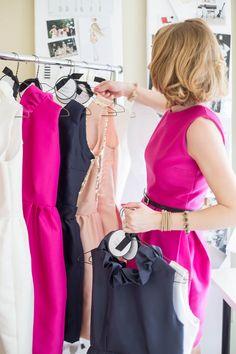 Fashion Designer Camilyn Beth Leavitt #theeverygirl