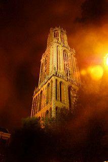 Domtoren - Utrecht - Summer evening | by lambertwm